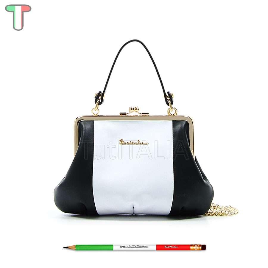 Braccialini B12331 Grace Nero/Bianco