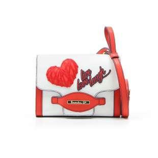 Braccialini Tua Love Bianco/Rosso B12805-YY-2802