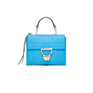 Coccinelle Arlettis Mini Signal Blue E1DD555B701B08