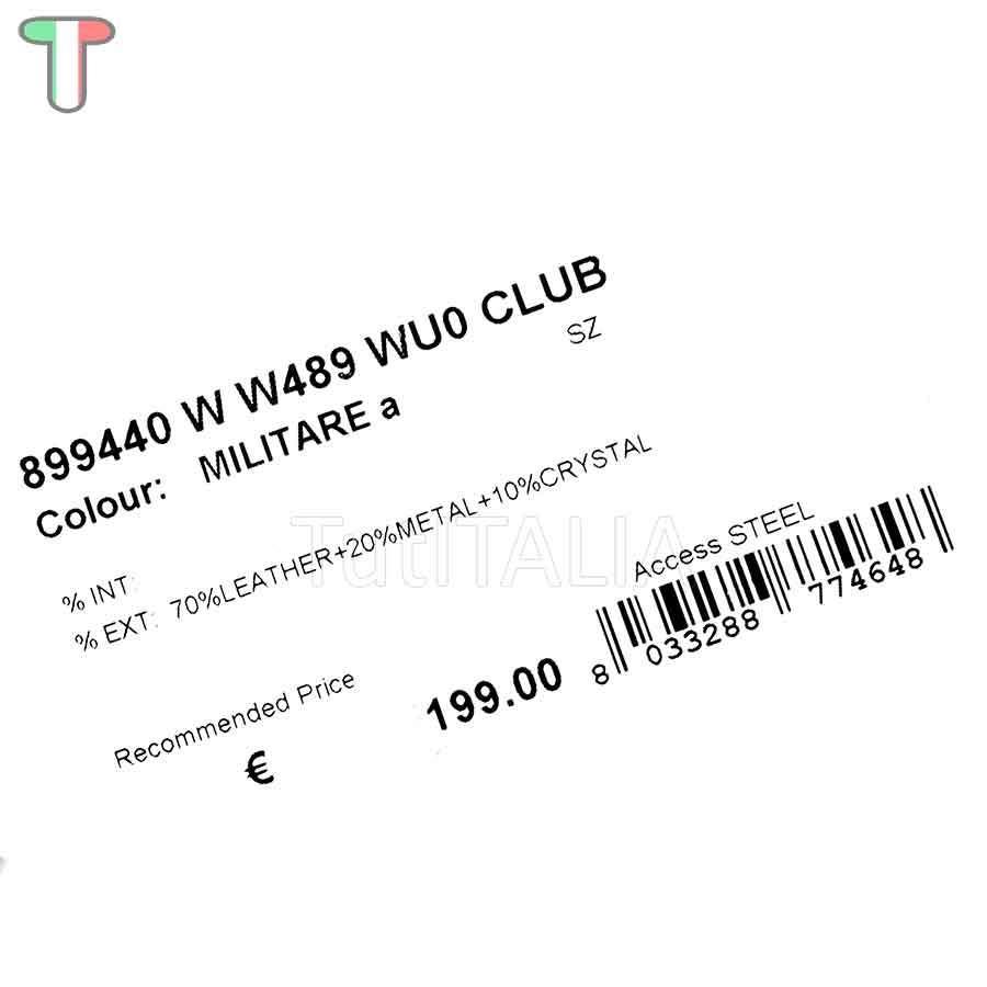 Furla 899440 Club Militare a