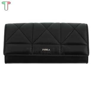 Furla Fortuna XL Bi-Fold Onyx 978831