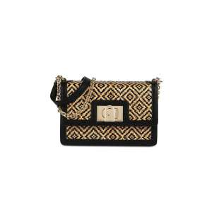 Furla 1927 Mini Naturale/Nero 1065967