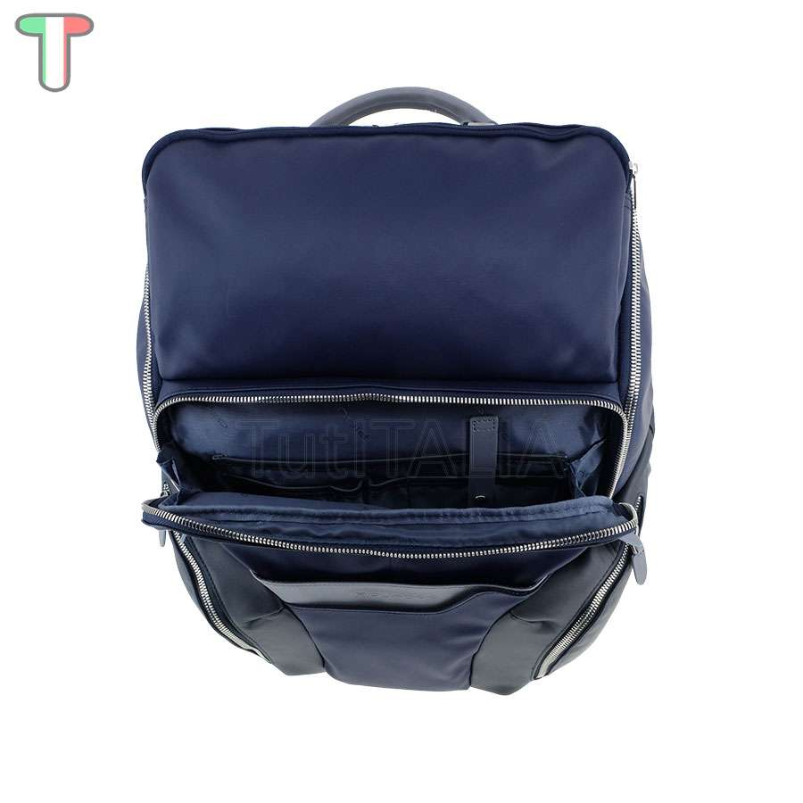 Backpack Piquadro CA3773OS / BLU2 Coleos shop online with ...
