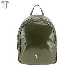 Trussardi Jeans Portulaca Patent Military 75B00539 9Y099999