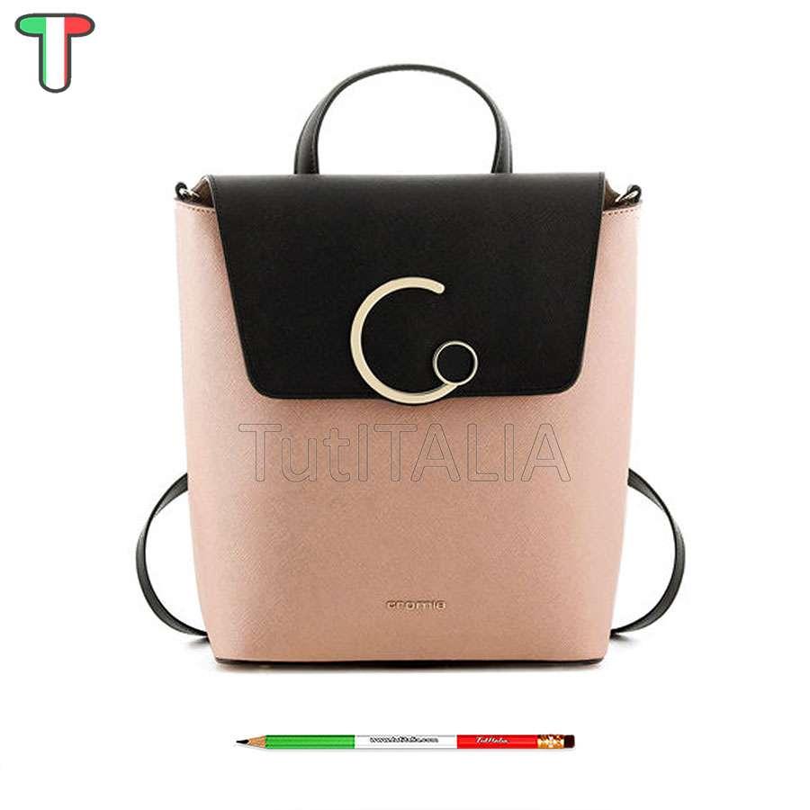 san francisco 34901 a78d8 Cromia 1403923 Judi Rame women's backpack | TutITALIA