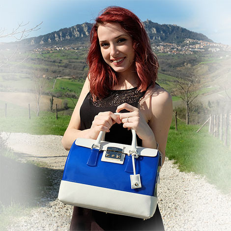 Lookbook Furla Candy Primavera-Estate 2015