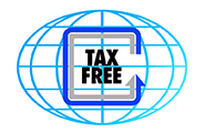 TAX-FREE FOR COUNTRIES OUTSIDE EU