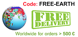 FREE DELIVERY FOR NON-EU COUNTRIES