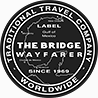 THE BRIDGE WAYFARER logo